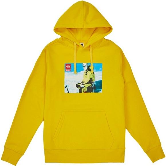 f13824f6 Supreme Shirts | X The North Face Hoodie Fw18 Size L | Poshmark